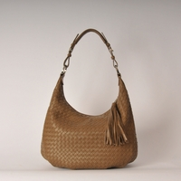Weave Shoulder Bag