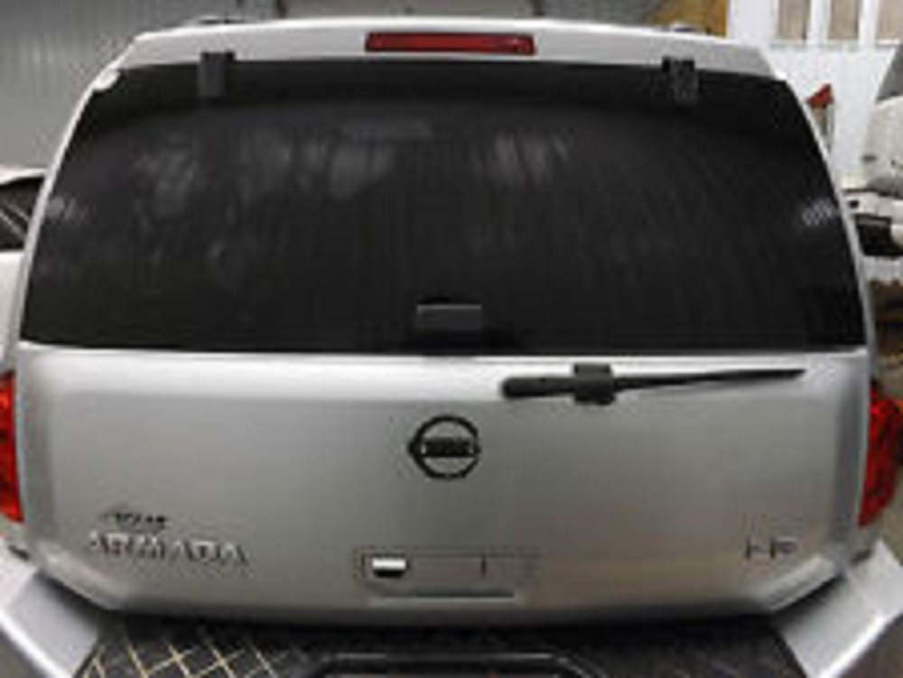 Back Door Glass Nissan Armada Door Utility