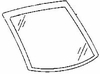 DIY Back Glass Nissan 240SX 2 Door Hatchback 1989-1993