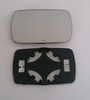 BMW 325 1985 Driver Side Heated Mirror Glass Clip-On