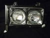 Cadillac Coupe deville  1957 1958 1959 Driver Side Headlight