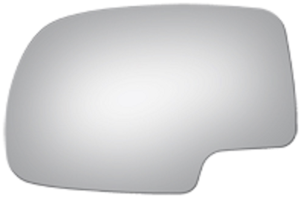 Chevrolet Suburban 2000 2001 2002 Driver Side Mirror Glass Mount