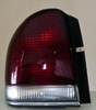 Chrysler LHS 1999 2000 2001 Driver Side Taillight