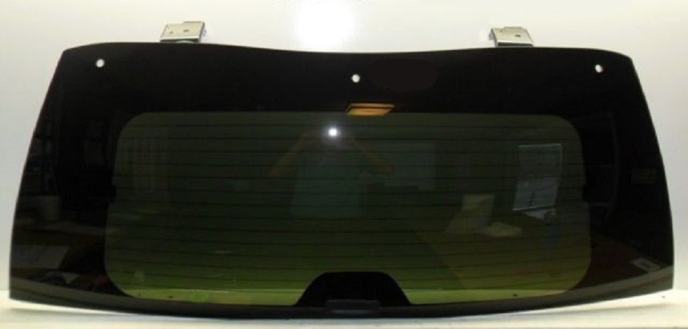 Rear Back Window Glass Chevrolet Tahoe 4 Door Utility 2007