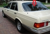 DIY Back Window Glass Mercedes 500SEL 4 Door Sedan 1984-1985