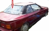 DIY Back Window Glass Toyota Celica 2 Door Coupe 1986-1989