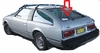 DIY Back Window Glass Toyota Celica 2 Door Hatchback 1978-1981