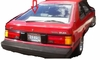 DIY Back Window Glass Toyota Celica 2 Door Hatchback 1986-1989