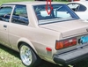 DIY Back Window Glass Toyota Corolla 2 Door Sedan 1980-1983