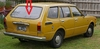 DIY Back Window Glass Toyota Corolla 4 Door Station Wagon 1975-1979