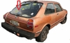 DIY Back Window Glass Toyota Tercel 2 Door Hatchback 1980-1982