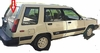DIY Back Window Glass Toyota Tercel 4 Door Station Wagon 1983-1988
