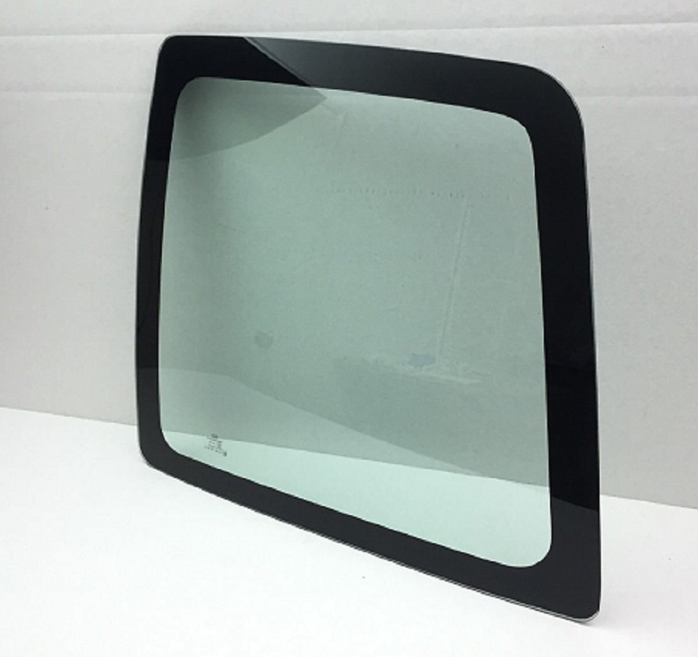 Rear Back Window Glass Passenger Right Side GMC Savana Van
