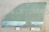 DIY Front Door Glass Driver Side BMW 325 2 Door Sedan 1988-1991