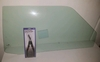 DIY Front Door Glass Passenger Side Ford Mustang 2 Door Sedan 83-93