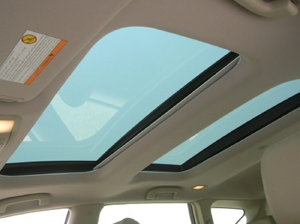 Sunroof Glass Replacement >> Front Sunroof Glass Nissan Murano 4 Door Utility 2009-2013
