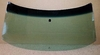 DIY Front Windshield Glass Ford Mustang 2 Door Sedan 1974-1978