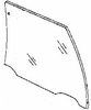 DIY Rear Door Glass Passenger Side Buick Electra Sedan 1985-1987
