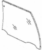 DIY Rear Door Glass Passenger Side Buick Electra Sedan 1987-1990