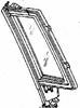 DIY Rear Vent Glass Driver Side Buick Regal 4 Door Sedan 1982-1984