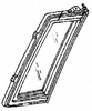 DIY Rear Vent Glass Passenger Side Buick Century 1978-1981