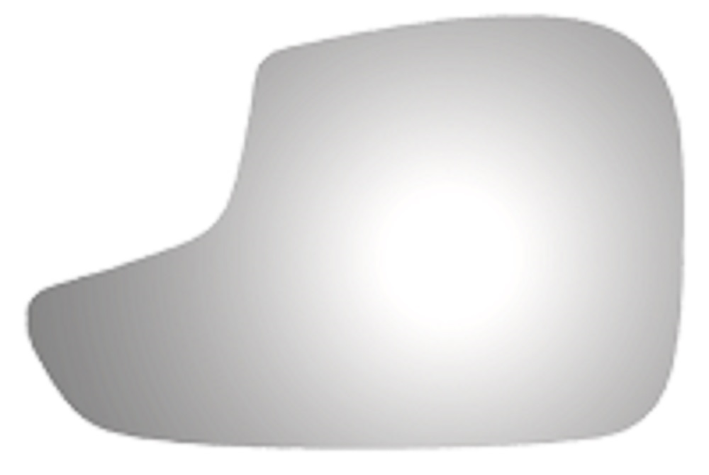 Ford Fiesta 2011 2012 2013 2014 Driver Side Mirror Glass