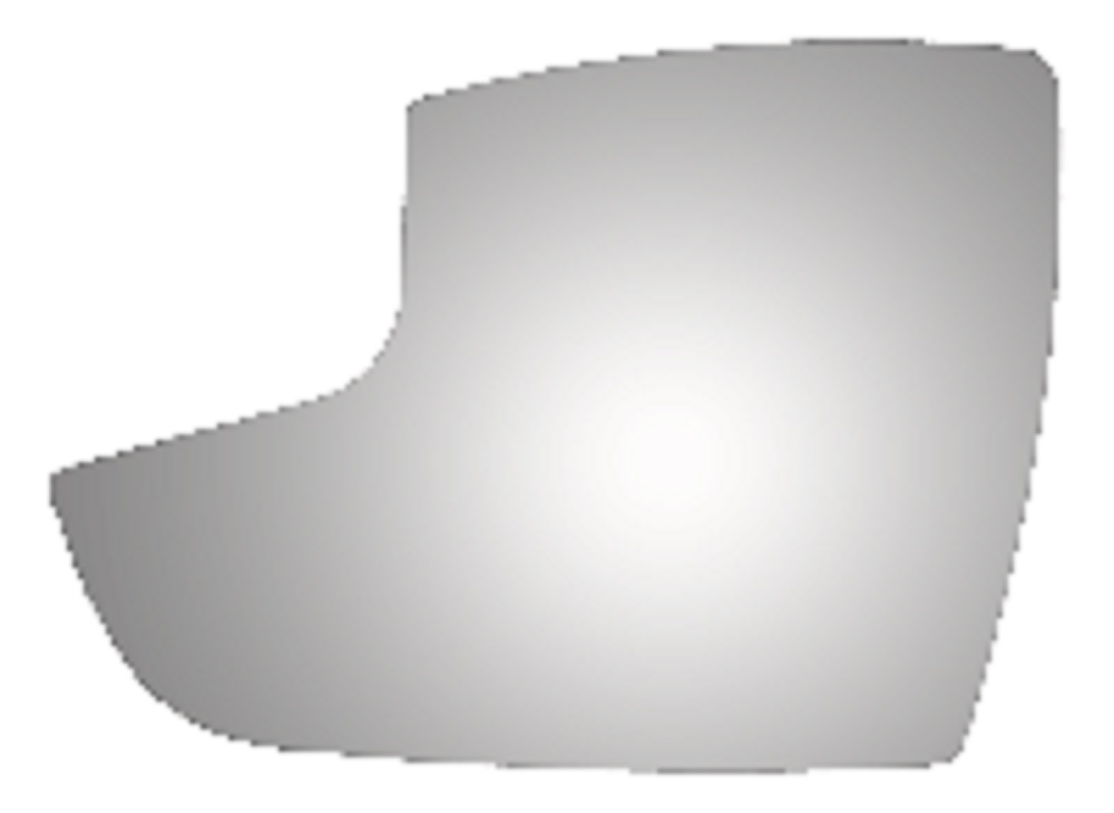 Ford Focus 2012 2013 2014 Driver Side Mirror Glass