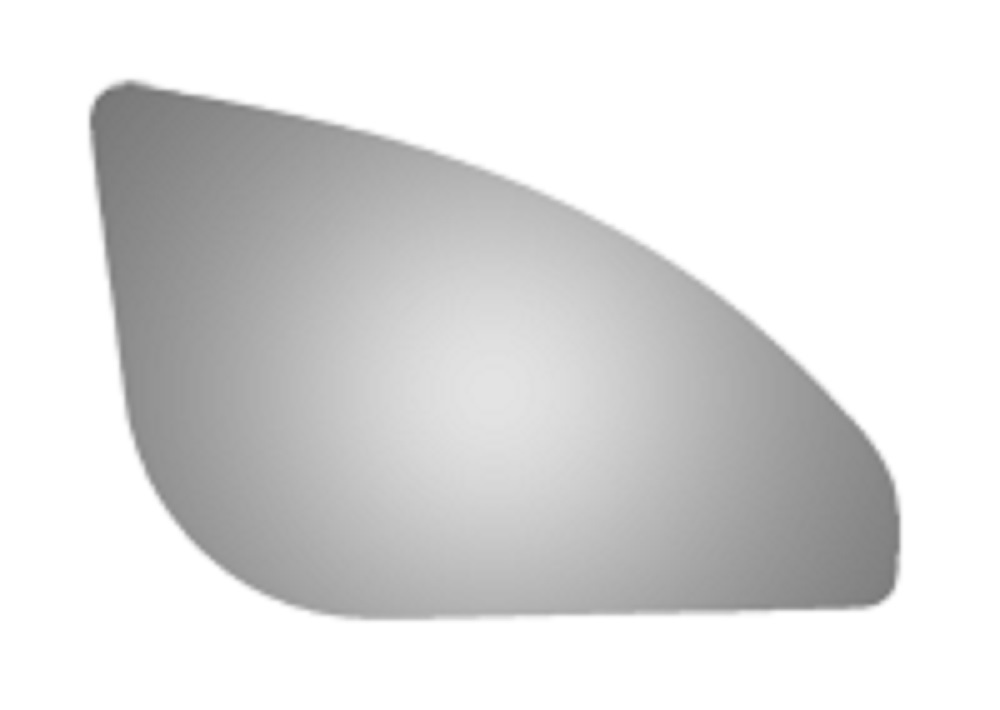 Ford Fusion 2013 2014 Passenger Side Mirror Glass