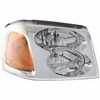 GMC  Envoy  4 Door Utility  Driver  Side Headlight Assembly 2002-2004