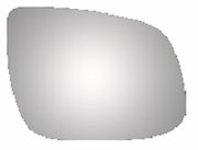 KIA Forte 2011  Passenger Side Mirror Glass