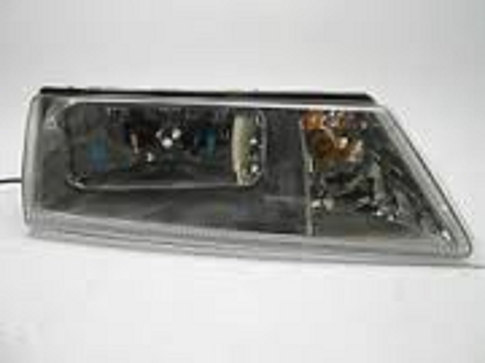 lincoln continental 1996 1997 passenger side headlight. Black Bedroom Furniture Sets. Home Design Ideas