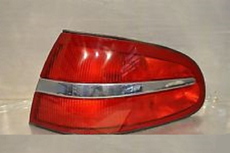 lincoln continental 1996 1997 passenger side taillight. Black Bedroom Furniture Sets. Home Design Ideas