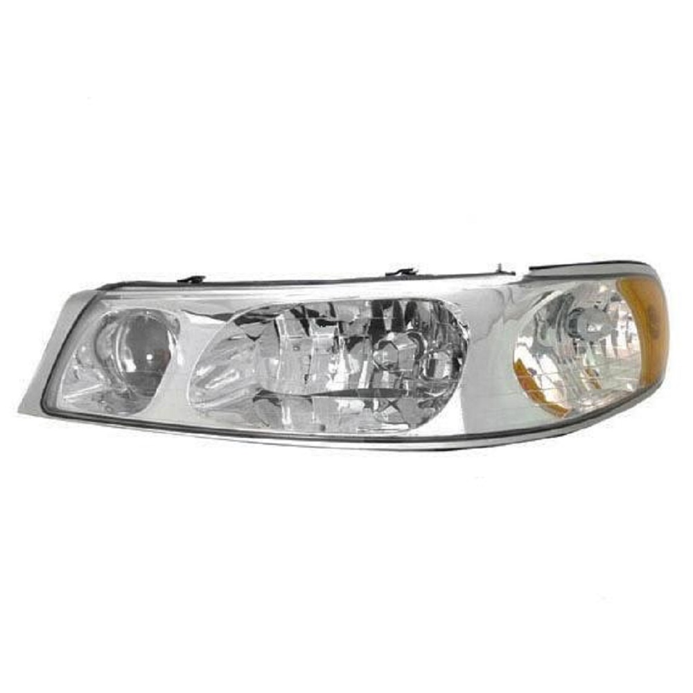 lincoln continental 1998 passenger side headlight. Black Bedroom Furniture Sets. Home Design Ideas