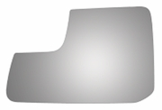 Lincoln MKX 2011 Driver Side Mirror Glass