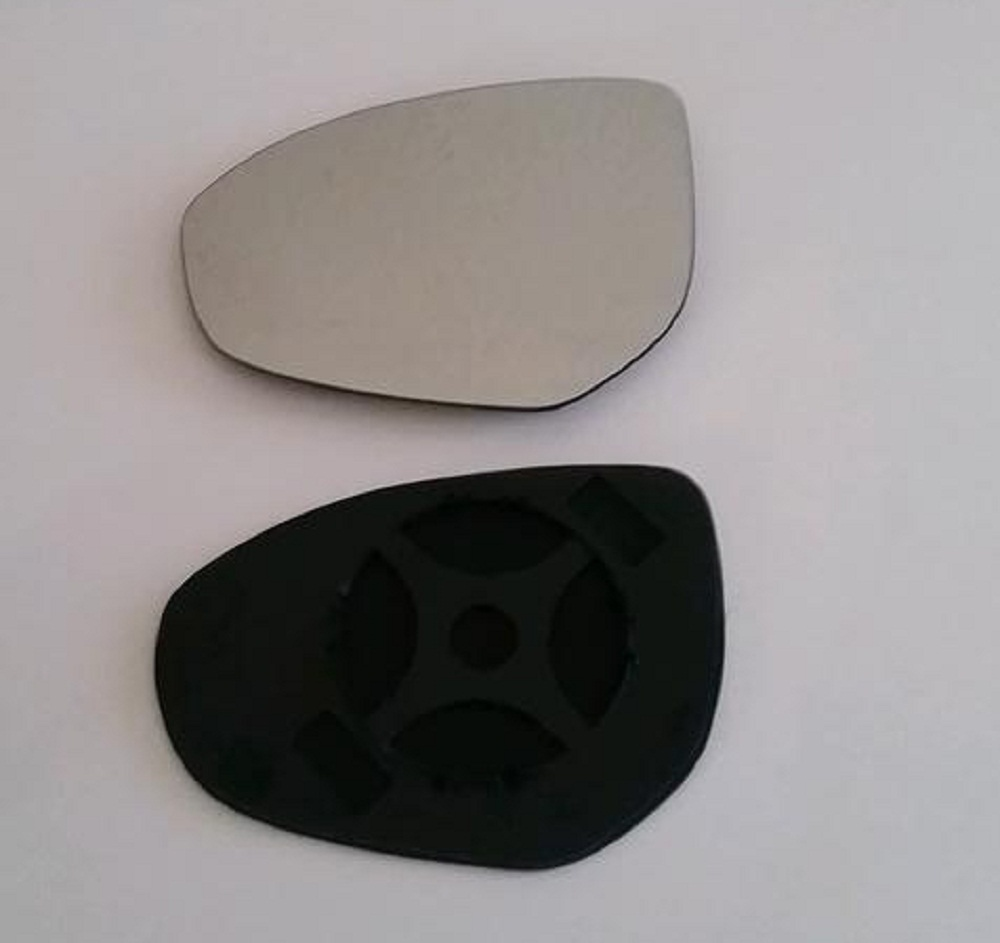 Mazda 3 2010 Driver Side Mirror Glass Clip-On