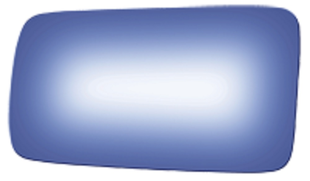 Mercedes benz 600sel 1992 driver side mirror glass blue for Driver side mirror replacement mercedes benz