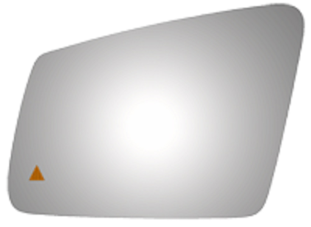 Mercedes benz c300 2011 driver side mirror glass blind spot for Mercedes benz mirror