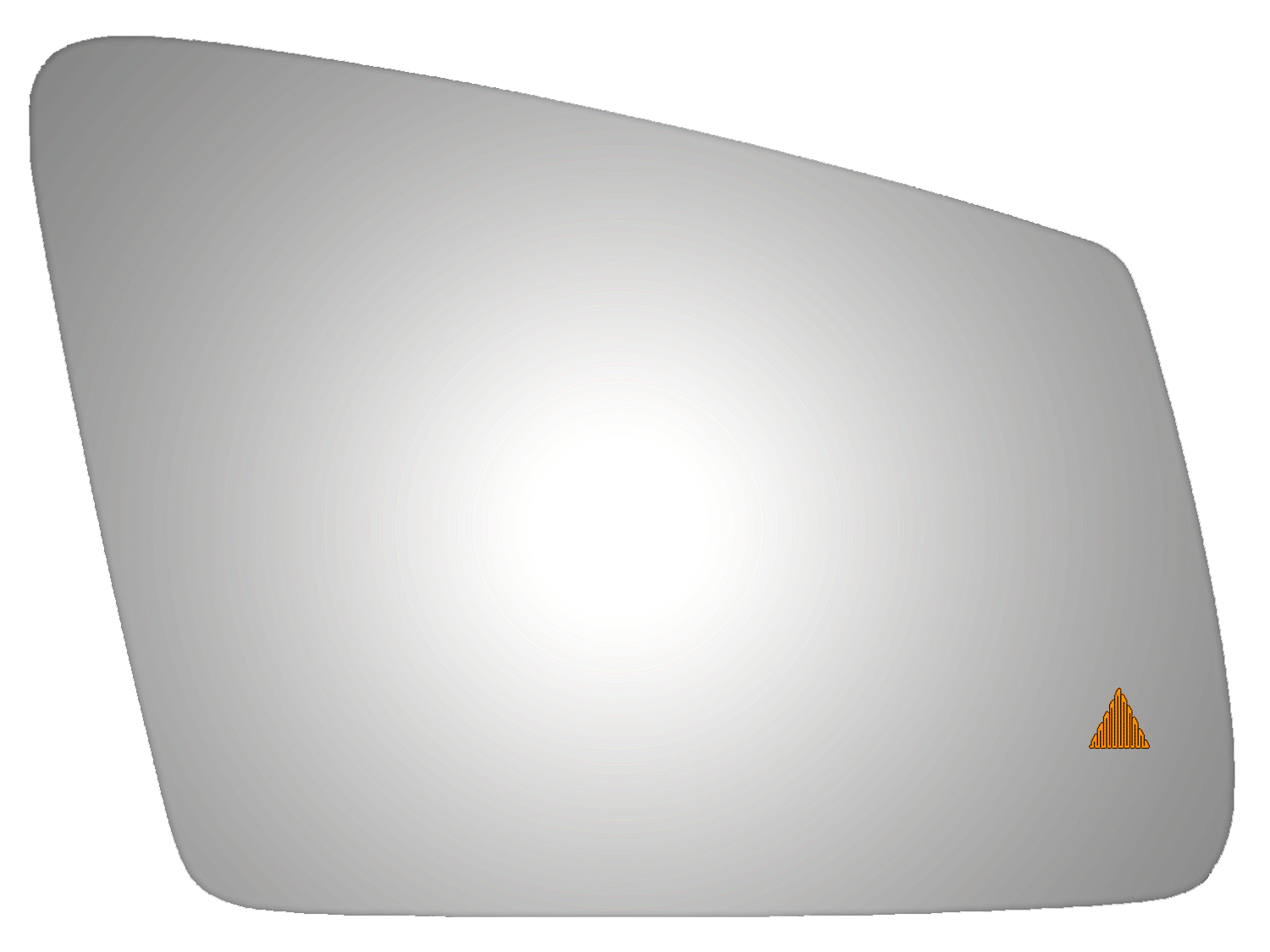 Mercedes benz passenger side mirror for Mercedes benz c300 side mirror glass