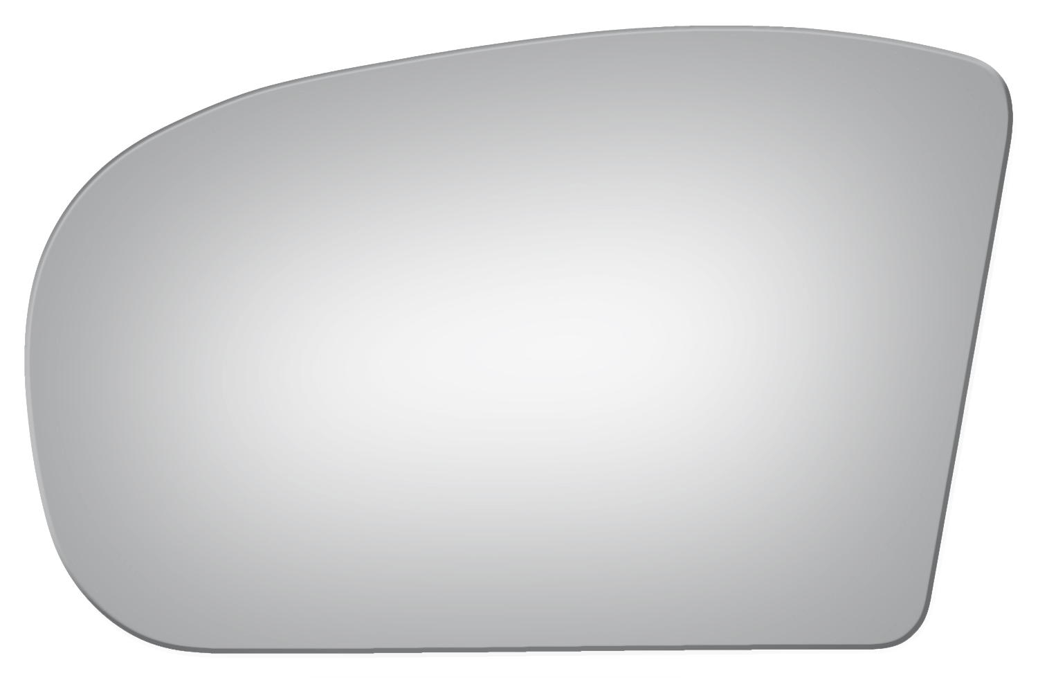 Mercedes benz e500 2003 driver side mirror glass for Driver side mirror replacement mercedes benz