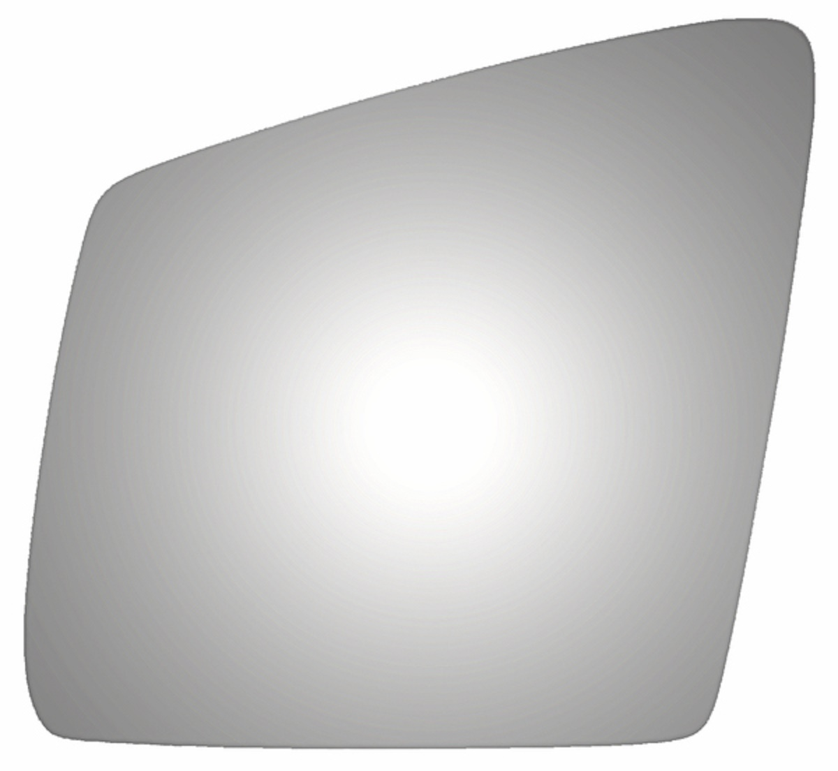 Mercedes benz gl350 2015 driver side mirror glass for Driver side mirror replacement mercedes benz