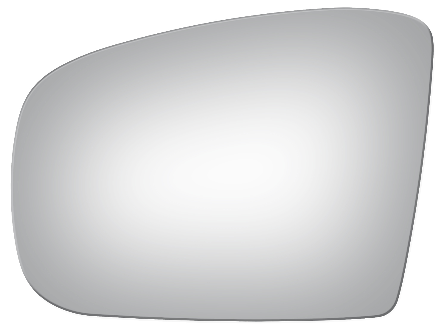 Mercedes benz ml320 2002 driver side mirror glass for Driver side mirror replacement mercedes benz