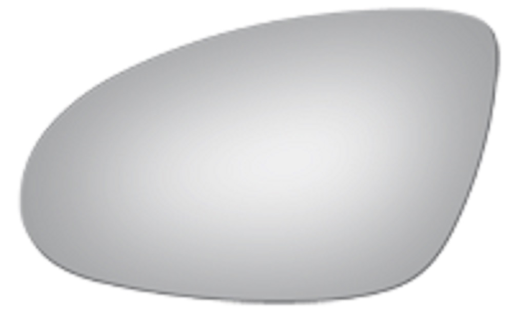 Mercedes benz s550 2007 driver side mirror glass for Driver side mirror replacement mercedes benz