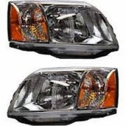 Mitsubishi Endeavor 2008 Driver Side Headlight