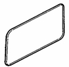 DIY Quarter Glass Passenger Side Suzuki Samurai Utility 1986-1995