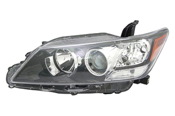 2009 Lincoln Mkz Headlight Assembly 2009 Lincoln Mkz