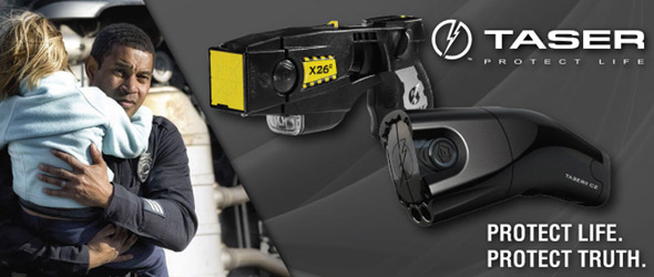 Police Taser Gun Taser International 2017 Models