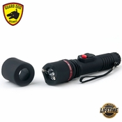 "Guard Dog ""INFERNO"" 6MV Rechargeable Stun Gun Flashlight (Black)"