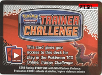 BW2 TOXIC TRICKS Pokemon Online Trainer Challege Deck Code - DELIVERED BY EMAIL - Pokemon Black & White Emerging Powers VIRTUAL Theme Deck