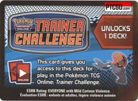 BW3 FAST DAZE Noble Victors Pokemon Online Trainer Challenge Theme Deck Code - DELIVERED BY EMAIL