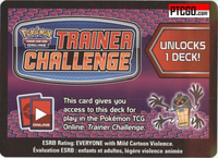 BW5 RAIDERS POKEMON THEME DECK CODE - Dark Explorer Raiders Theme Deck Code for your Pokemon Online Account - Delivered by Email - IN STOCK NOW